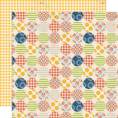 Lily Bee - Double Duch - Paper - Hopscotch